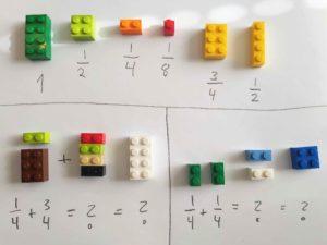 Bruk LEGO-Klosser for effektivt forbedre matematikkferdigheter